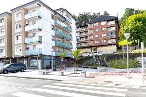 Urbanización parcial del barrio de Anuska